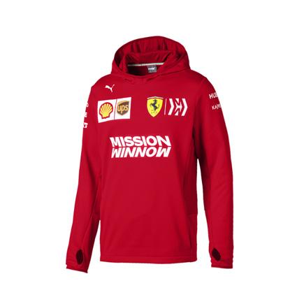 Mikina Scuderia Ferrari 2019