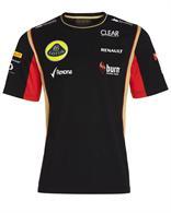 Tímove tričko Lotus Renault