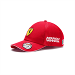 Šiltovka Scuderia Ferrari Italy Team Vettel Baseball cap red