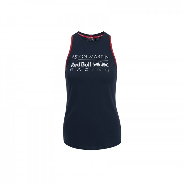 Aston Martin Red Bull Fan Lady Vest Blue