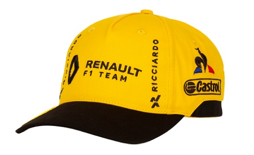 Šiltovka Renault Daniel Ricciardo