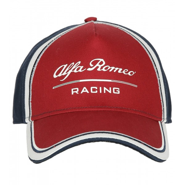 Alfa Romeo Baseball Adjustable Cotton Team Cap