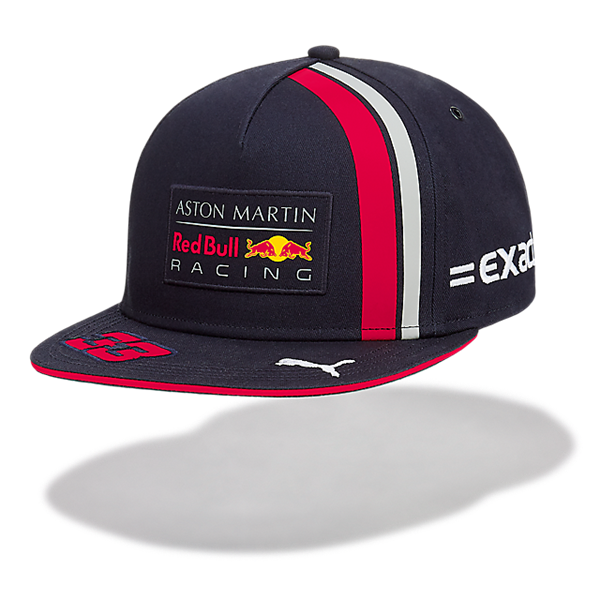 Šiltovka Max Verstapen Red Bull FlatCap