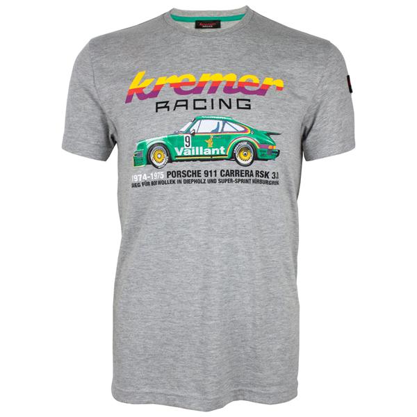 Kremer Racing T-Shirt Porsche 911 Carrera No. 9