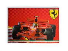 Vlajka Tímu Scuderia Ferrari