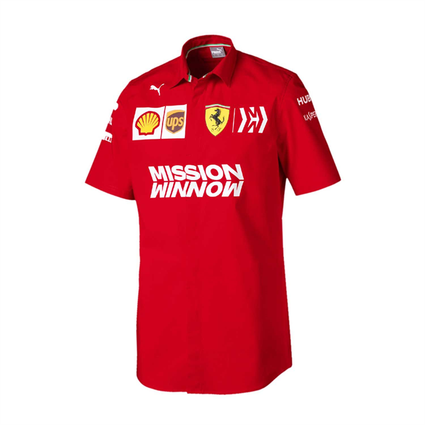 Scuderia Ferrari Italy Mens Team Management Shirt
