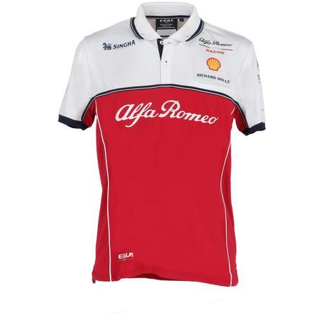 Tímová Polokošeľa Alfa Romeo