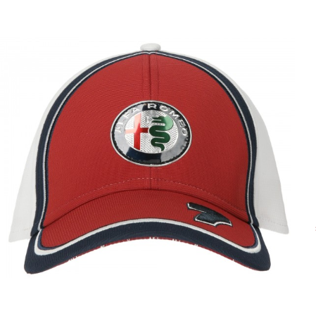 Detská  Alfa Romeo Racing F1 2019 Kimi Raikkonen Baseball Hat