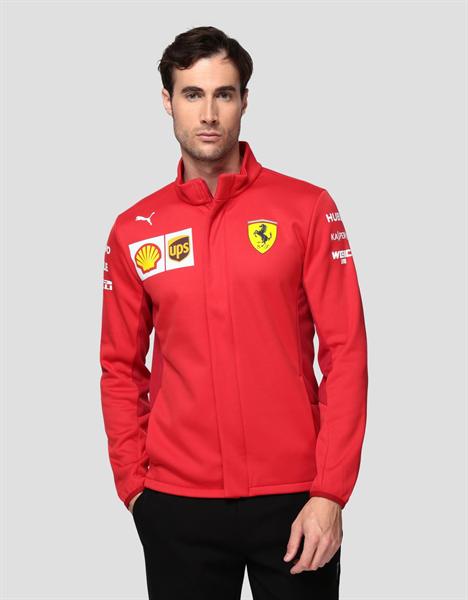 Scuderia Ferrari F1™ Team Softshell Jacket Red