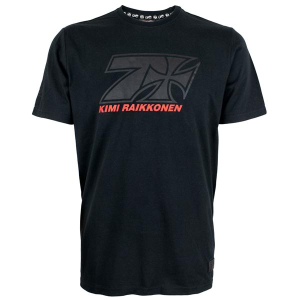 Kimi Räikkönen T-Shirt Cross 7