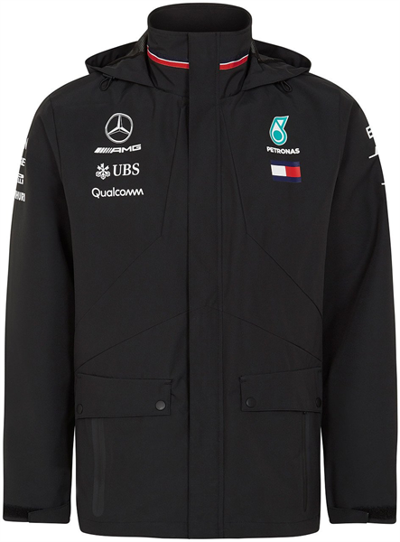 Tímová Vetrovka Mercedes AMG Petronas Motorsport F1