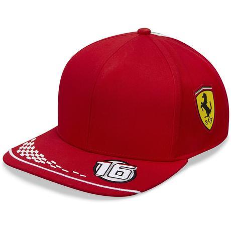 Tímová šiltovka Scuderia Ferrari Charles Leclerc