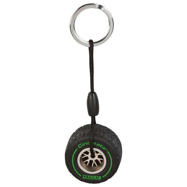 Klúčenka Pirelli zelená prechodná
