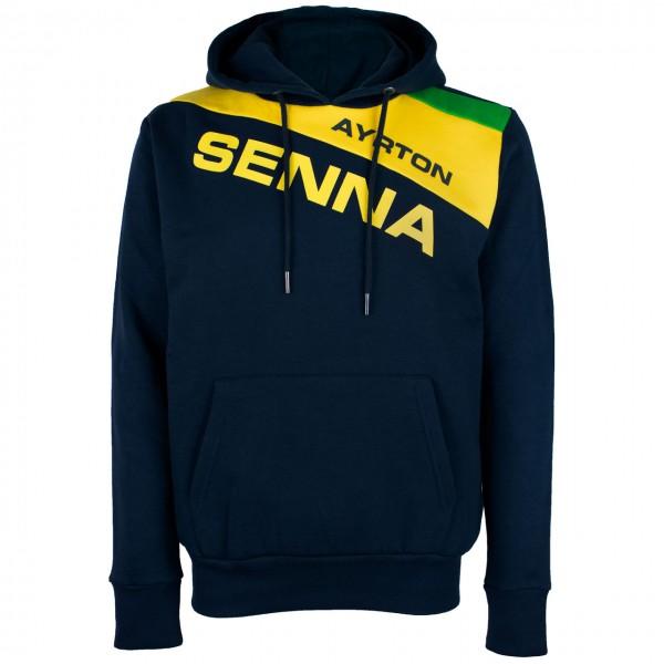 Mikina Ayrton Senna Racing II