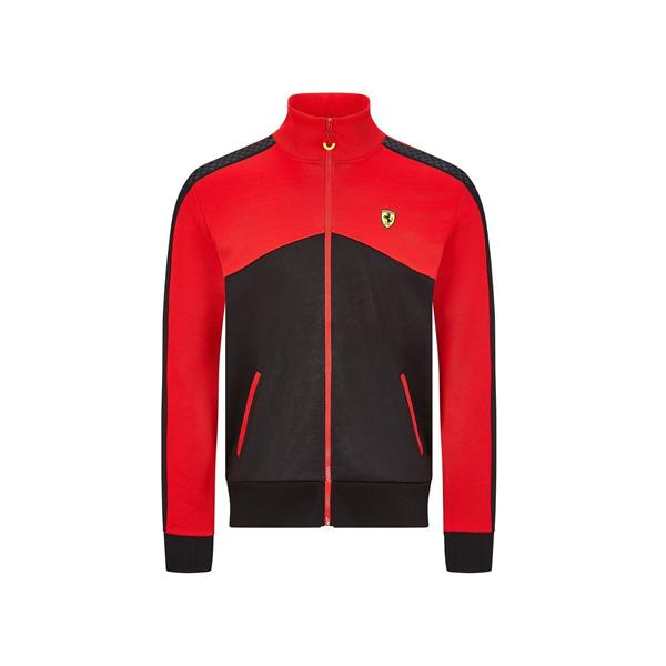 Mikina Ferrari F1 Jacket Black