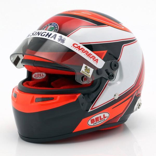 Helma Kimi Raikkonen Alfa Romeo 1:2