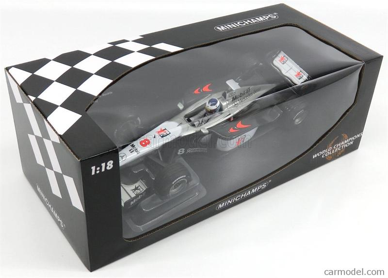 Model McLaren Merceds 1998 Mika Hakkinen  1:18