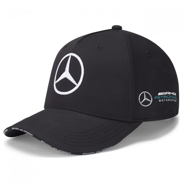 Tímová Šiltovka Mercedes AMG F1 Team Baseball Cap black