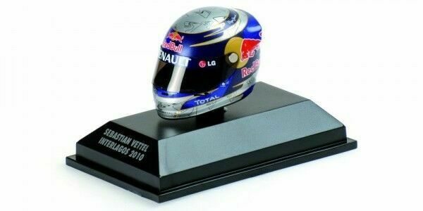 Helma ARAI HELMET - F1 RB5 RED BULL N 15 BRAZIL INTERLAGOS GP