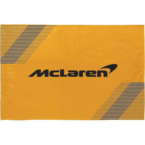 Vlajka Mclaren