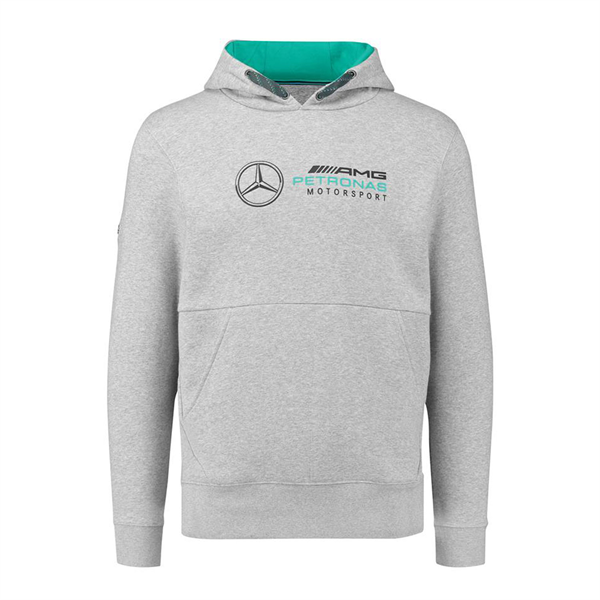 Mikina Mercedes Germany AMG Petronas F1 Team šedá