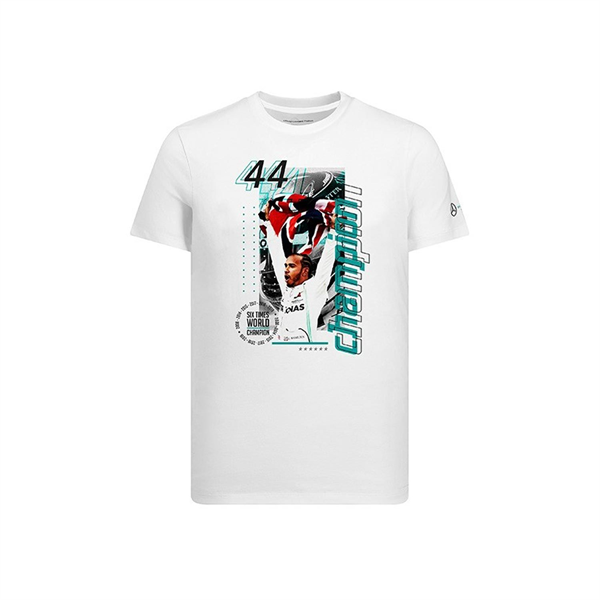 Tričko Lewis Hamilton Champion