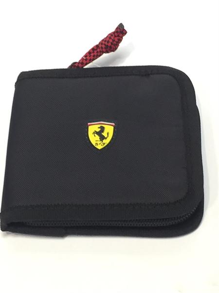 Peňaženka Scuderia Ferrari čierna