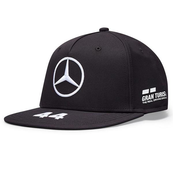 Šiltovka Mercedes-AMG F1 Team Lewis Hamilton Flatbrim
