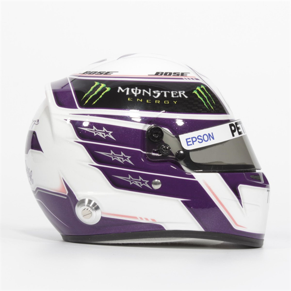 Helma Lewis Hamilton Silverstone