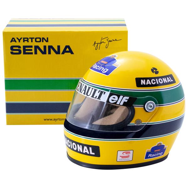 Helma Ayrton Senna 1994 Scale 1/2