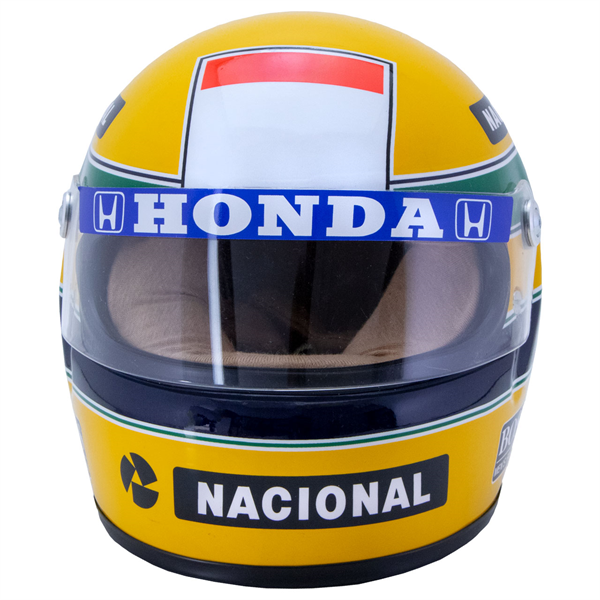 Ayrton Senna Helma 1988 scale 1/2