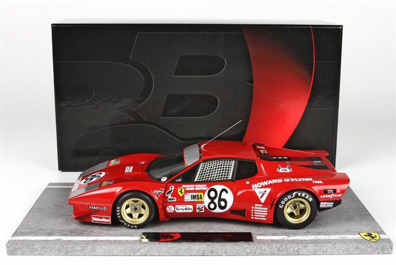 Ferrari 365 GT4 BB 24H Di Le Mans Del 1978