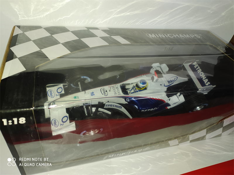 MINICHAMPS MODEL Sauber BMW C24B