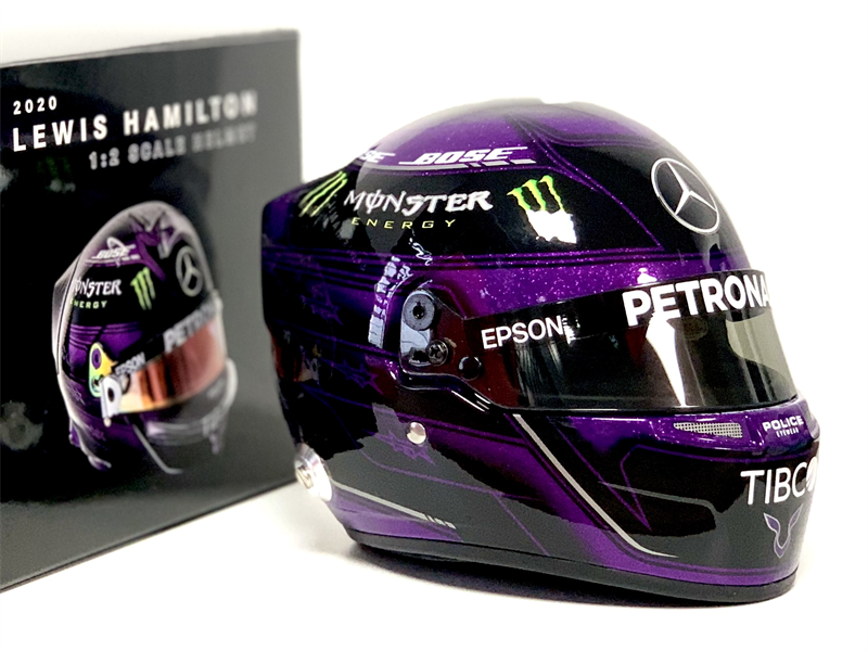 Helma Lewis Hamilton Black Purple