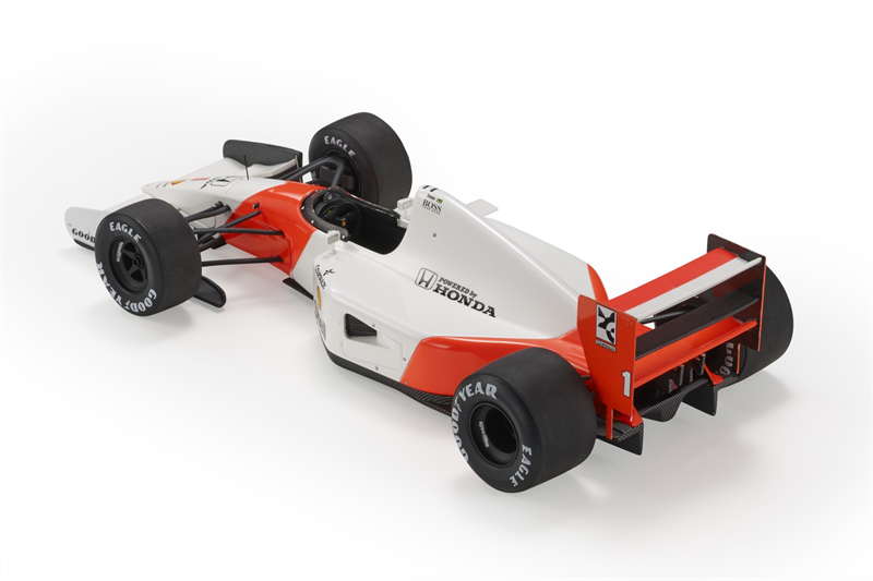 GP REPLICAS MODEL McLAREN F1 MP4/7 Ayrton Senna