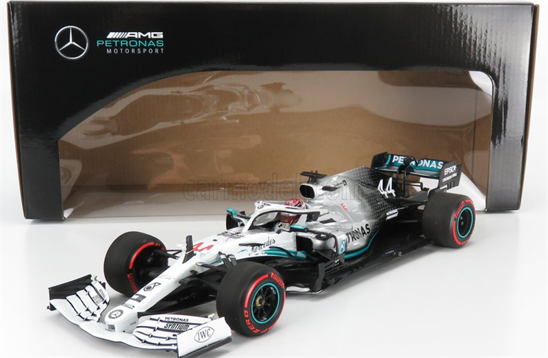 Minichamps Model Mercedes F1 W10 EQ Lewis Germany
