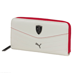 Dámska peňaženka Scuderia Ferrari biela
