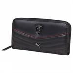Dámska peňaženka Scuderia Ferrari čierna