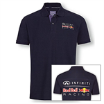 Pánska Polo Košeľa Red Bull Racing