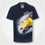 Pánske tričko Red Bull  Graphic