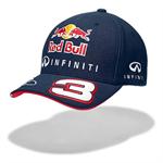 Šiltovka Red Bull Ricciardo DriverCap Navy