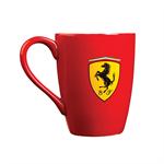 Hrnček Scuderia Ferrari červený