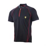 Pánska polokošeľa Performance Zip Scuderia Ferrari