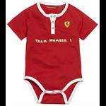 Detské body Scuderia Ferrari.