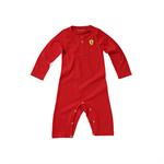 Detské pyžamko Scuderia Ferrari červené