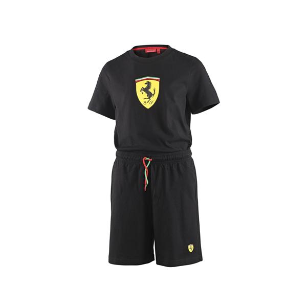 Detský letný set Scuderia Ferrari