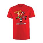 Detské tričko Scuderia Ferrari s nápisom