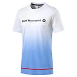 Tričko BMW Logo biele