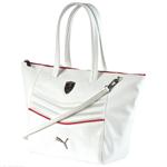 Dámska kabelka Puma Ferrari LS Handbag biela