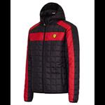 Pánska Vetrovka Scuderia Ferrari čierna